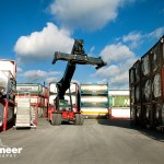 Büteführ Containerstapler - by Cannoneer Photography