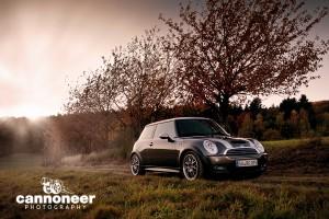 Mini Cooper S Parklane - Cannoneer