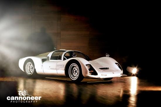 Porsche 906 in Zell am See