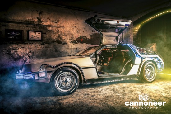 Timemaschine - by Cannoneer Photography